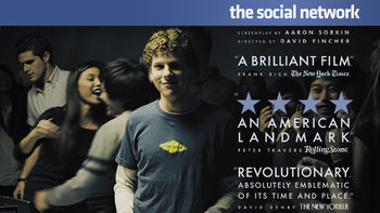 The Social Network (2010) on Netflix in Canada