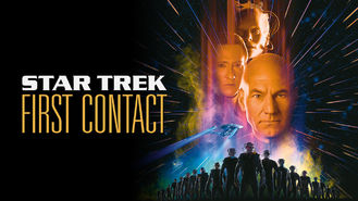 Is Star Trek: First Contact on Netflix?