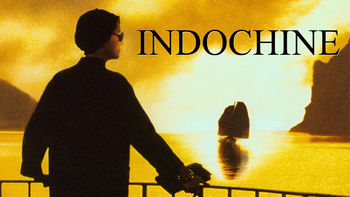 Netflix box art for Indochine