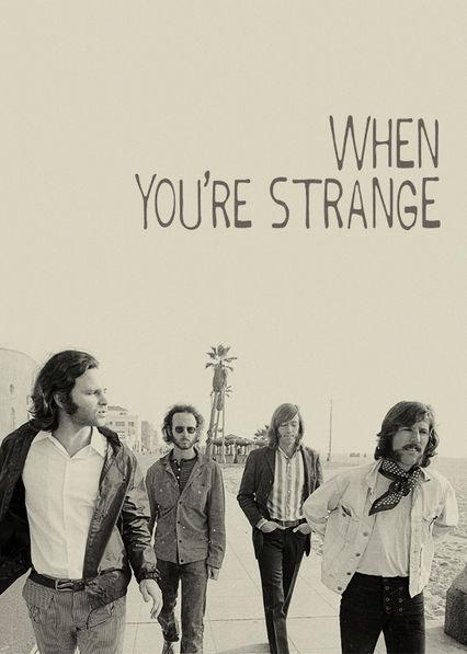 Carátula de When You're Strange