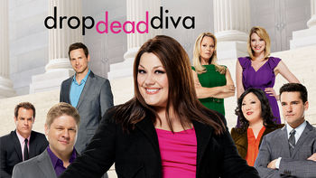 Netflix box art for Drop Dead Diva - Season 1
