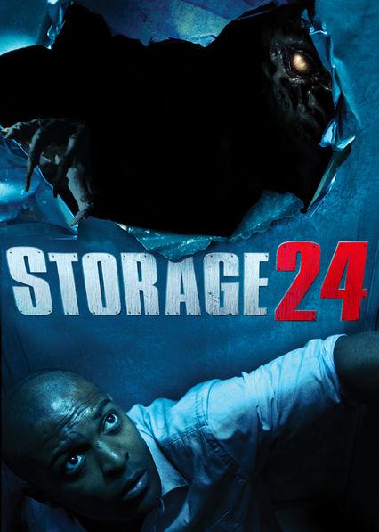 Storage 24 Netflix IN (India)
