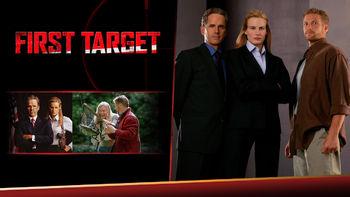Netflix box art for First Target