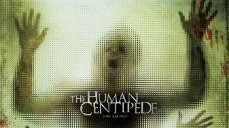 Netflix box art for The Human Centipede: First Sequence