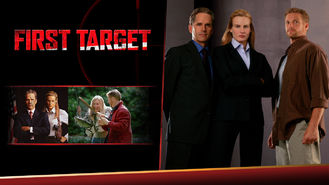 Netflix box art for First Target