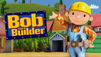 Netflix box art for Bob the Builder - Season 2