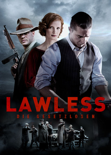 Lawless Netflix BR (Brazil)