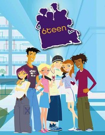 6Teen: Season 4: The Hunted