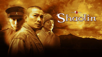 Is Shaolin on Netflix?