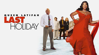 Netflix box art for Last Holiday