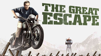 The Great Escape (1963) on Netflix in the Netherlands