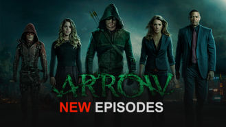Netflix box art for Arrow - Season 3