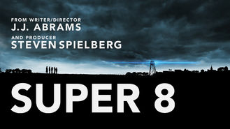 Netflix box art for Super 8