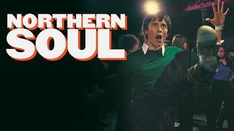 Netflix box art for Northern Soul