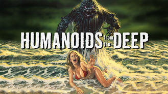 Netflix box art for Humanoids from the Deep