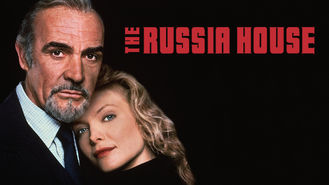 Netflix box art for The Russia House
