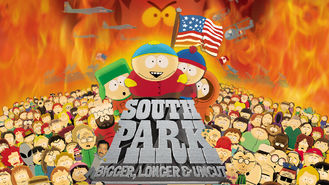 Is South Park: Bigger, Longer and Uncut on Netflix?