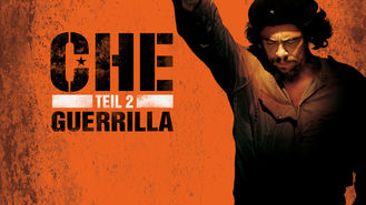 Netflix box art for Che: Part Two