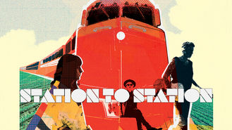 Netflix box art for Station to Station
