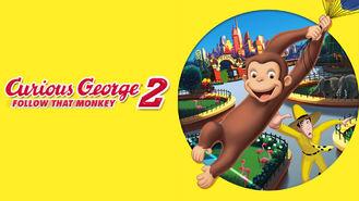 Netflix box art for Curious George 2: Follow That Monkey!