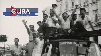 Netflix Box Art for Cuba: The Forgotten Revolution