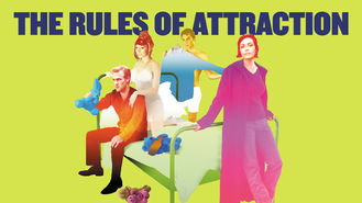 Netflix box art for The Rules of Attraction