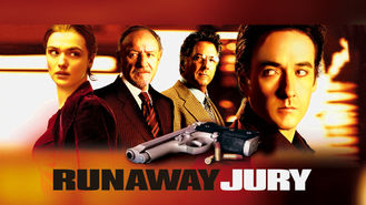 Netflix box art for Runaway Jury