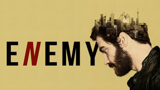 Netflix box art for Enemy